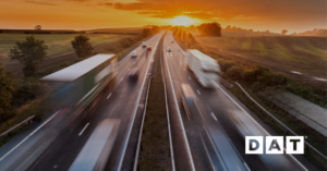 How long will the truckload sector continue at elevated levels?